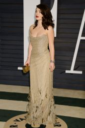 Eve Hewson - 2015 Vanity Fair Oscar Party in Hollywood