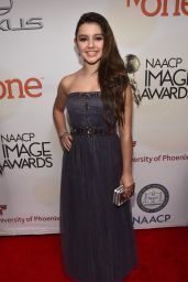 Fatima Ptacek – 2015 NAACP Image Awards in Pasadena