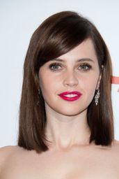 Felicity Jones - 2015Movies For Grownups Awards Gala in Beverly Hills