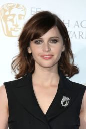 Felicity Jones - EE British Academy Awards Nominees Party in London. Feb. 2015