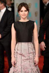 Felicity Jones - EE British Academy Film Awards 2015 in London