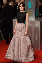 Felicity Jones - EE British Academy Film Awards 2015 in London