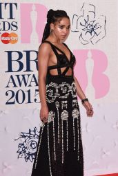 FKA Twigs – 2015 BRIT Awards in London