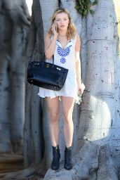 Francesca Eastwood - Out in West Hollywood, February 2015