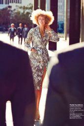 Frida Gustavsson - Glamour Magazine (US) March 2015 Issue