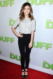 Genevieve Hannelius – 'The Duff' Fan Screening in Los Angeles