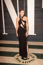 Gigi Hadid - 2015 Vanity Fair Oscar Party in hollywood