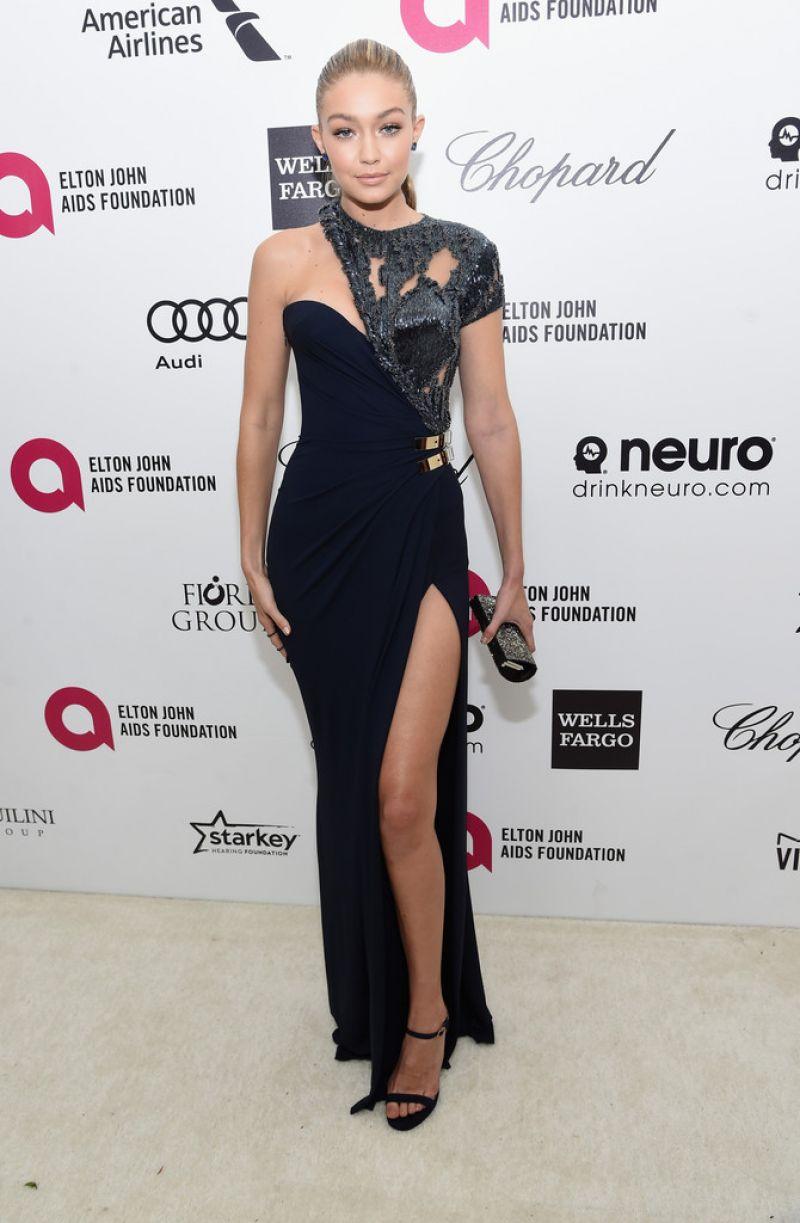 Gigi Hadid - Elton John AIDS Foundation