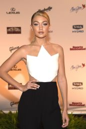 Gigi Hadid – SI Swim 2015 Event in Nashville