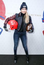 Gigi Hadid - Tommy Hilfiger FW 2015 Show in New York City