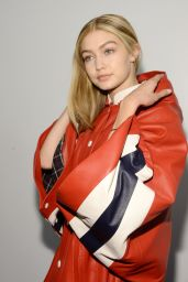 Gigi Hadid - Tommy Hilfiger FW 2015 Show in New York City