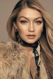 Gigi Hadid - Vogue Magazine (Spain) - March 2015 Issue