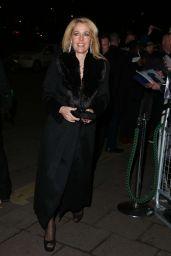 Gillian Anderson - Charles Finch & CHANEL Pre-BAFTA 2015 in London