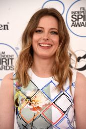 Gillian Jacobs - 2015 Film Independent Spirit Awards in Santa Monica