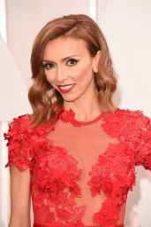 Giuliana Rancic – 2015 Oscars in Hollywood