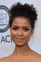 Gugu Mbatha Raw – 2015 NAACP Image Awards in Pasadena