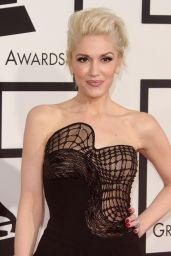 Gwen Stefani – 2015 Grammy Awards in Los Angeles