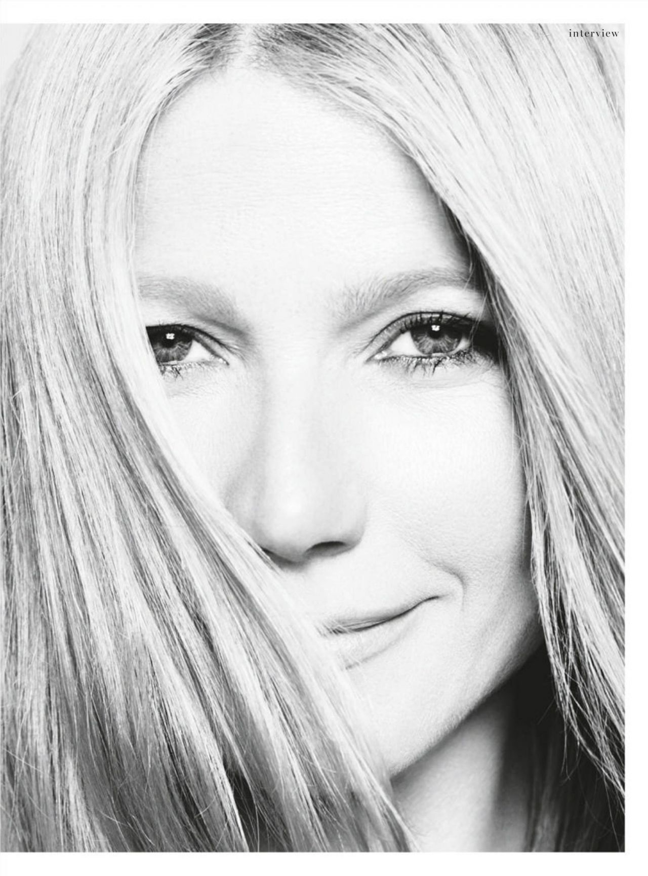 Gwyneth Paltrow – Marie Claire Magazine February 2015 Issue
