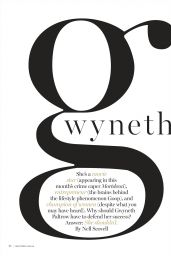 Gwyneth Paltrow – Marie Claire Magazine February 2015 Issue