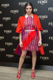 Hailee Steinfeld - Fendi New York Flagship Boutique Inauguration Party, February 2015