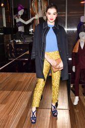 Hailee Steinfeld - Prada Presents