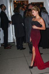 Hailey Baldwin – 2015 amfAR New York Gala