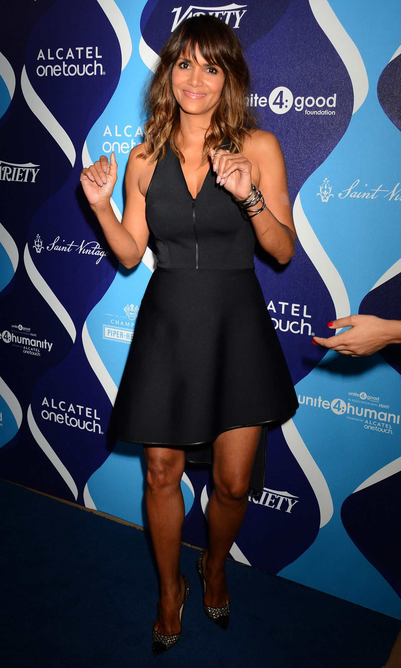 Halle Berry - 2015 unite4:humanity in Los Angeles
