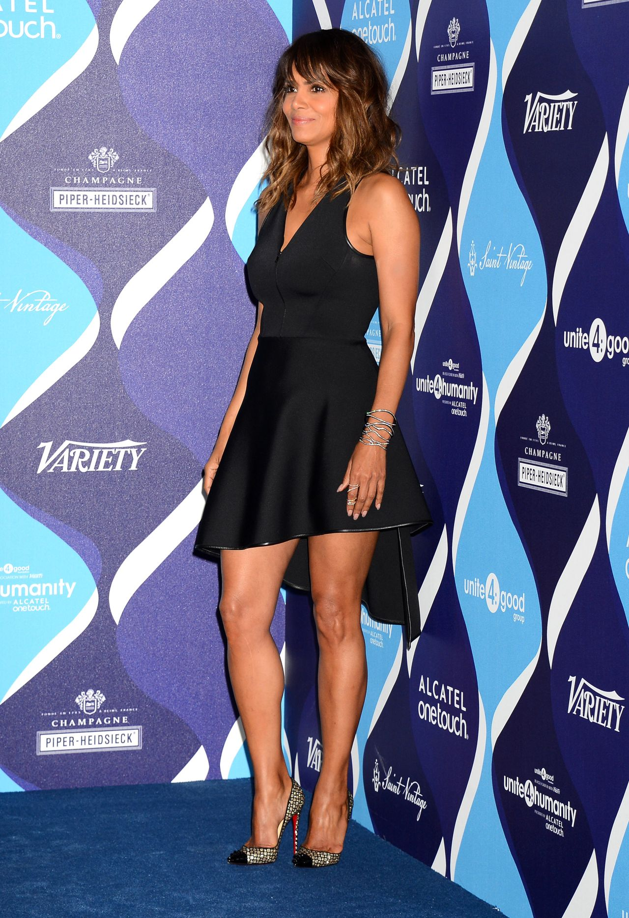 Halle Berry 2015 Unite4 Humanity In Los Angeles