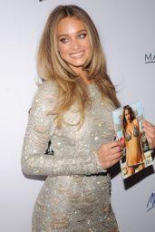 Hannah Davis – 2015 Sports Illustrated Swimsuit Issue Celebration in New York City
