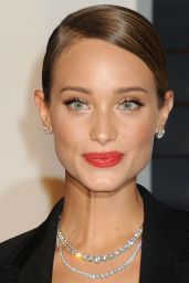 Hannah Davis - 2015 Vanity Fair Oscar Party in Hollywood