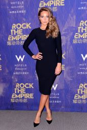 Hannah Davis - W Hotels Kicks off of Global