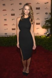 Hannah Ferguson - SI Swim 2015 Takes Over the Schermerhorn Symphony Center in Nashville, Feb. 2015