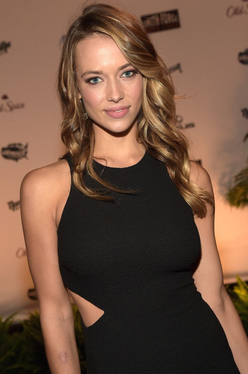 Hannah Ferguson - SI Swim 2015 Takes Over the Schermerhorn ...