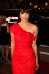 Hannah Simone - 2015 NAACP Image Awards in Pasadena