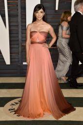 Hannah Simone - 2015 Vanity Fair Oscar Party in Hollywood