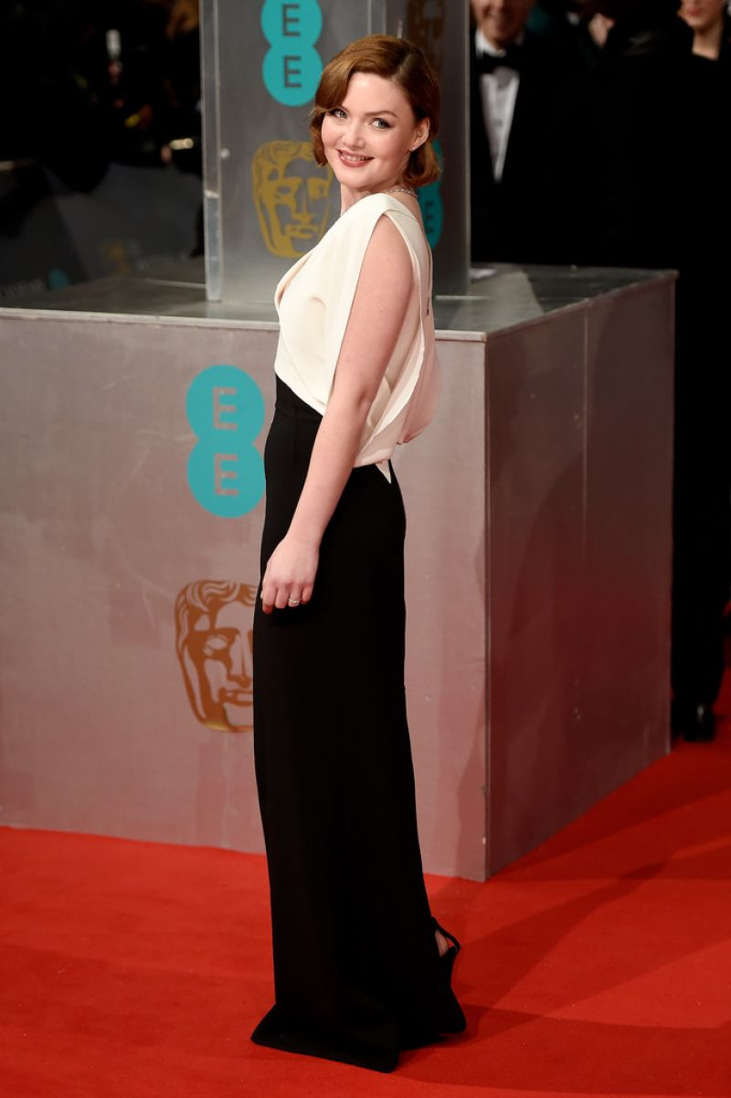 Holliday Grainger – EE British Academy Film Awards 2015 in London