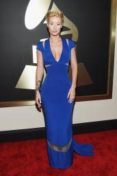 Iggy Azalea – 2015 Grammy Awards in Los Angeles