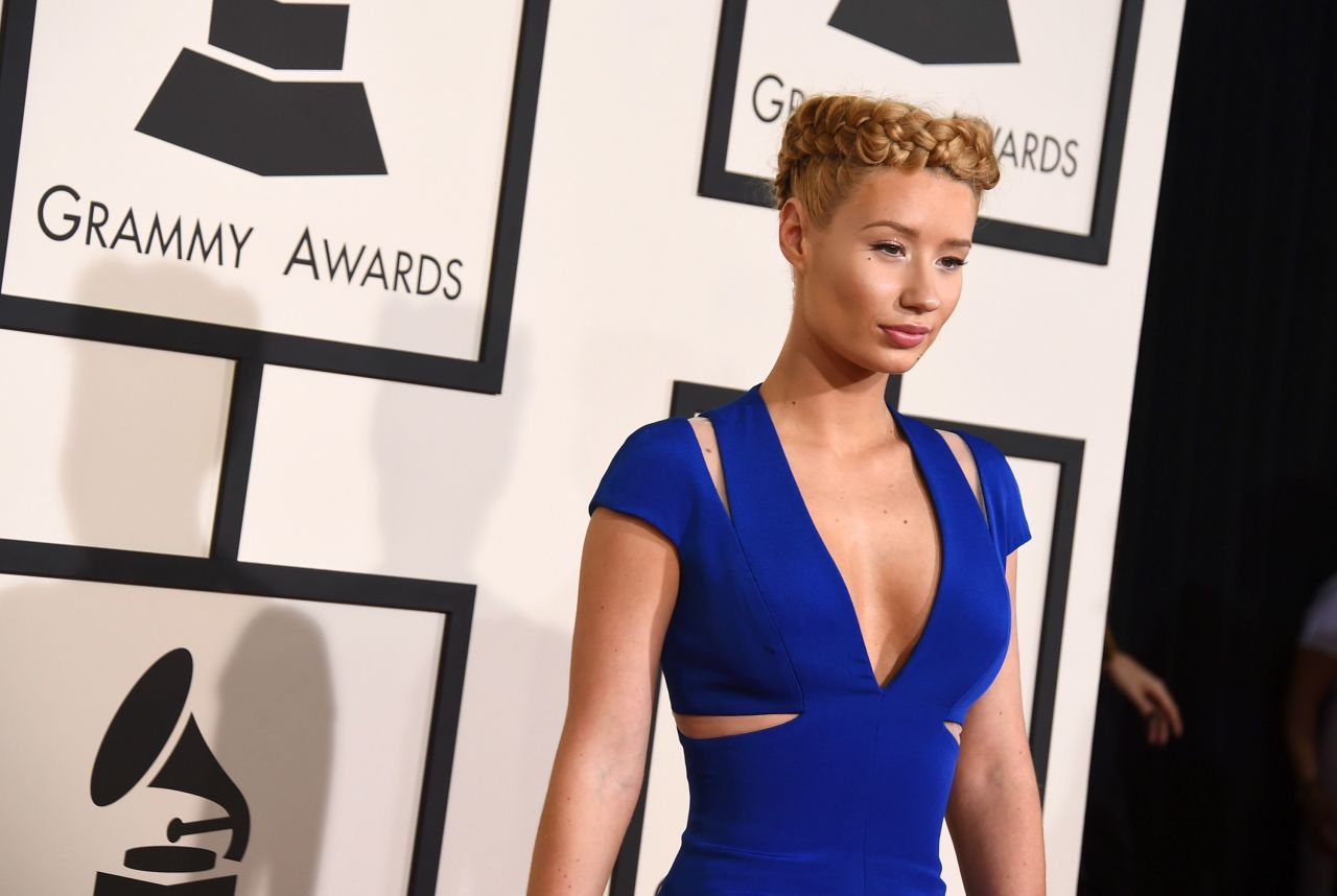 Iggy Azalea - 2015 Fotos de Famosos - a Grammy Awards in