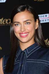 Irina Shayk - Playtech Launch Party in London, February 2015