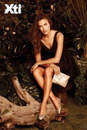 Irina Shayk - Xti Spring/Summer 2015 Pics