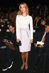 Ivanka Trump - Carolina Herrera Fall 2015 Show in New York City