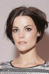 Jaimie Alexander - Erin Fetherston Fashion Show in NYC, Feb. 2015