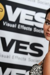 Jamie Chung - 2015 VES Awards in Beverly Hills