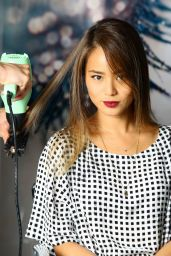 Jamie Chung Photoshoot - Beverly Hills, Feb. 2015