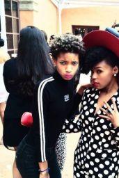 Janelle Monae - Roc Nation and Three Six Zero Pre-GRAMMY Brunch 2015