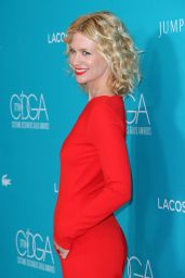January Jones - 2015 Costume Designers Guild Awards in Los Angeles