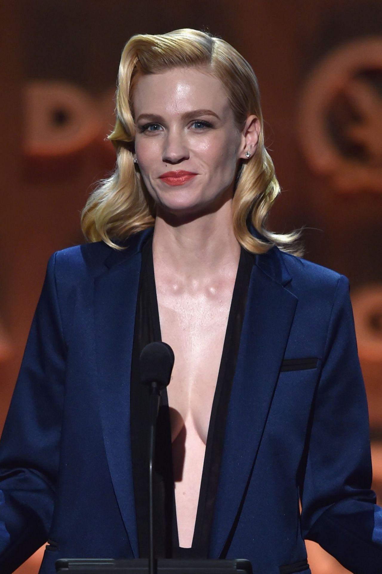 January Jones 2015 Directors Guild Of America Awards In