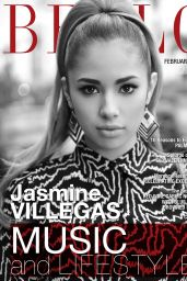 Jasmine Villegas - BELLO Magazine February 2015 Issue
