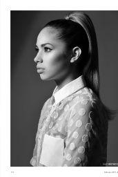 Jasmine Villegas - BELLO Magazine February 2015 Issue