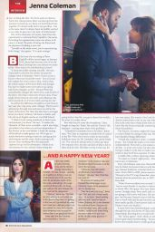Jenna Coleman - Doctor Who Magazine February 2015 Issue